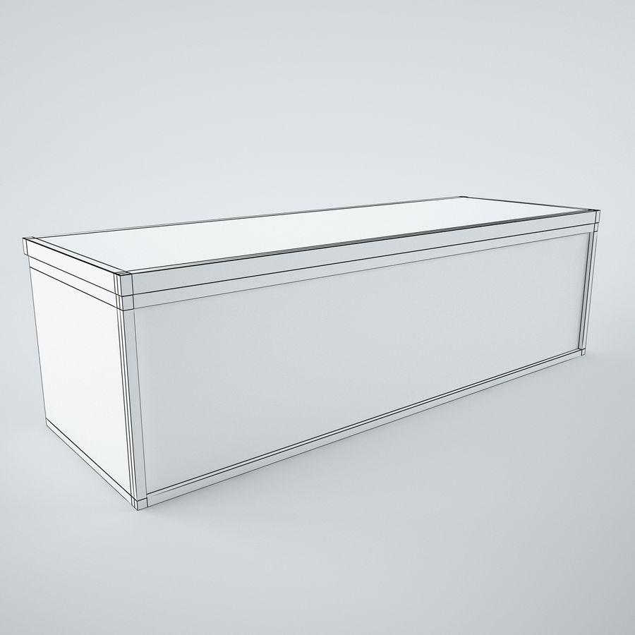 muebles de oficina royalty-free modelo 3d - Preview no. 27