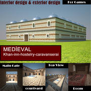 khan 3d model