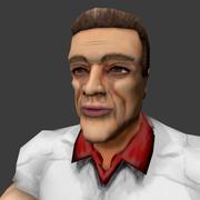 Muscle Guy 3d model
