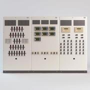 Remote_control_left 3d model
