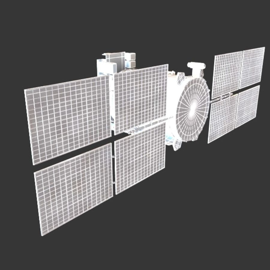 Satellite Glonass royalty-free 3d model - Preview no. 10