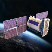Satelliten-Glonass 3d model