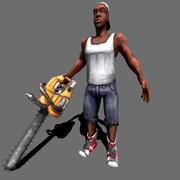 Chainsaw Man 3d model