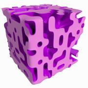 Complex Object 05 3d model