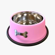 Dog or Cat Bowl V2 3d model