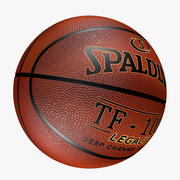 Basketball ball Spalding 3d model