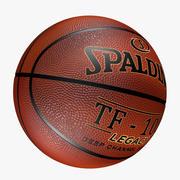 Basketboll Spalding 3d model