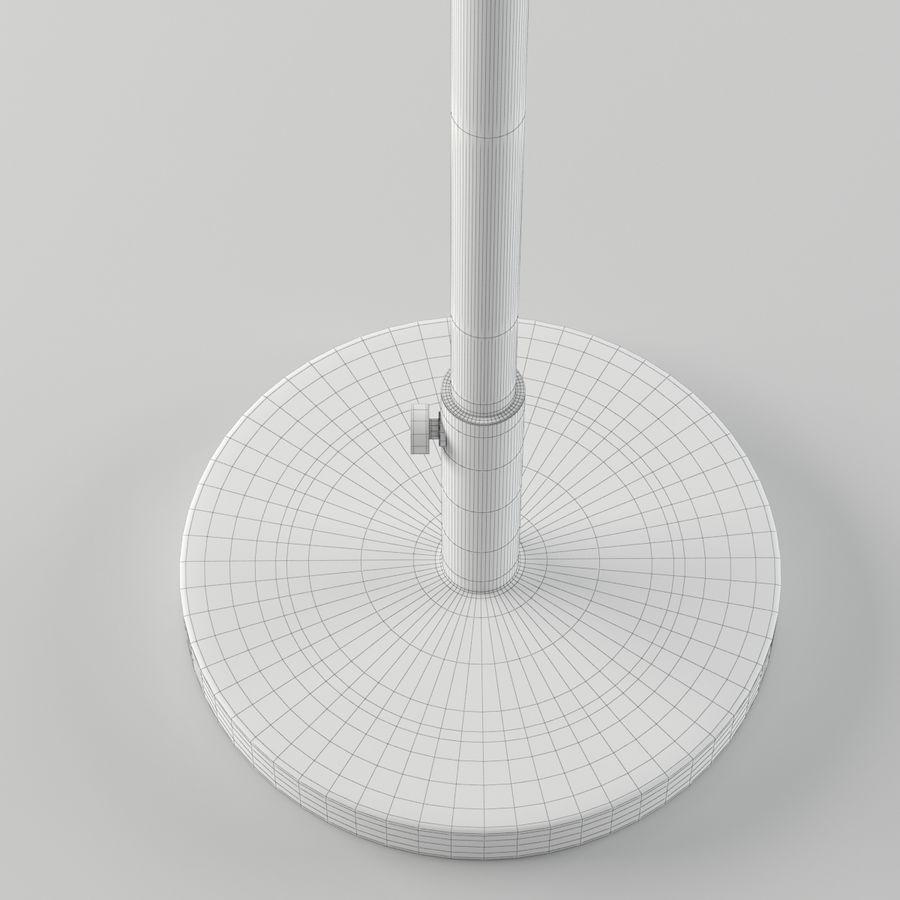 Midcentury Güneşlik royalty-free 3d model - Preview no. 9