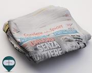 报纸Corriere Sport 23 3d model