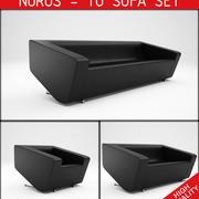 Nurus / To Sofa / 3 Set - Wysoka jakość 3d model