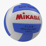Volleyball Ball Mikasa Modèle 3D 3d model