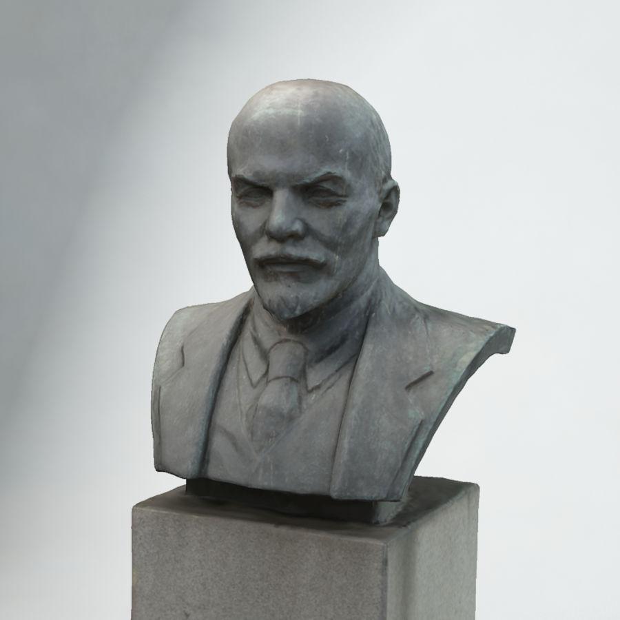 Vladimir Lenin royalty-free 3d model - Preview no. 1