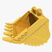 Caçamba para escavadeira 3d model