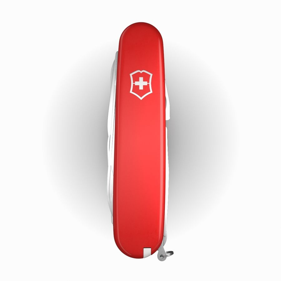 Victorinox Swiss Army Knive royalty-free 3d model - Preview no. 3