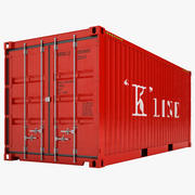 Ladingcontainer 13 3d model