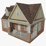 Haus 4 3d model