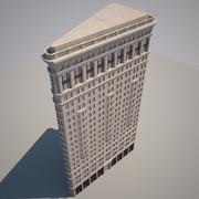 Flatiron Building 3d model