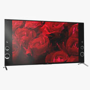 Sony X900B Premium 4K Ultra HD TV 3B Modeli 3d model
