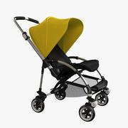 Bugaboo Arı Çocuk Arabası 3d model