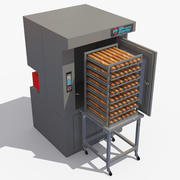 Rack Oven 3d model
