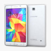 Samsung Galaxy Tab 4 7.0, 3G and LTE White 3d model