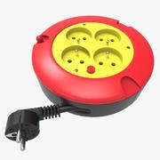 Estensione elettrica 3d model