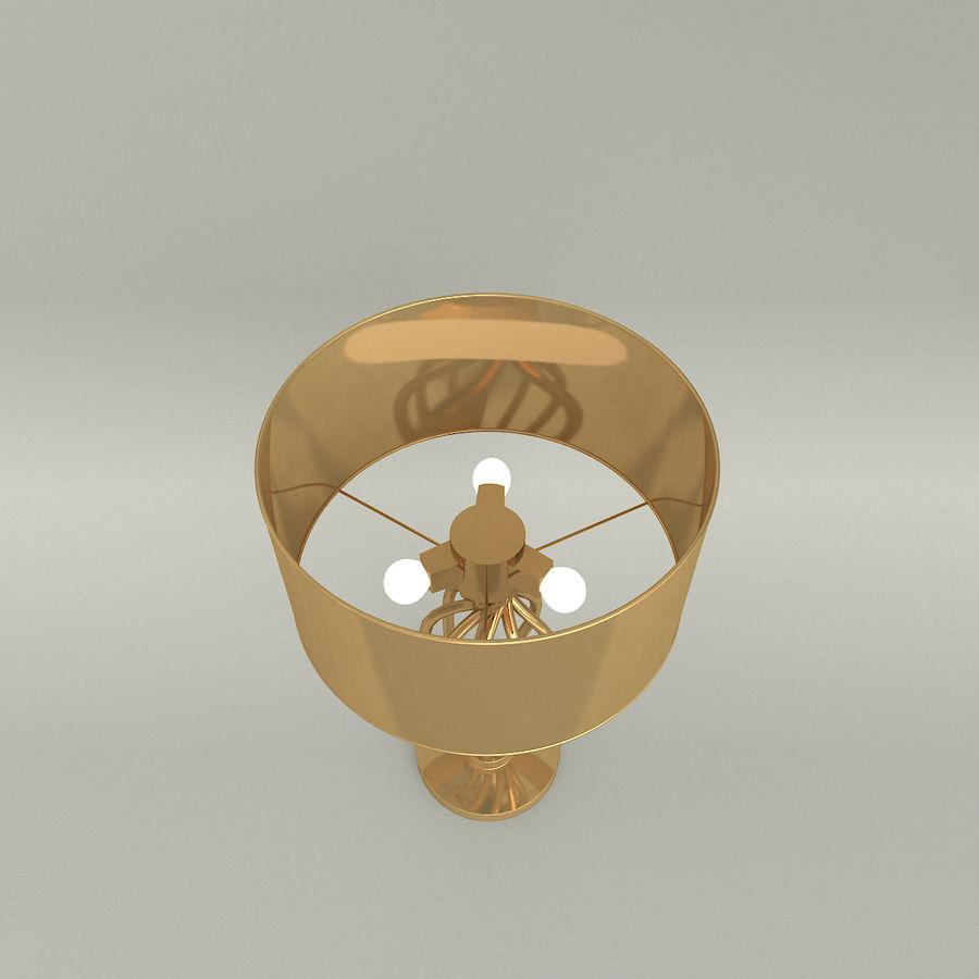 Versace Vanitas Swirl royalty-free 3d model - Preview no. 6