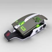 Level10マウス 3d model