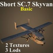 SC7 기본 3d model