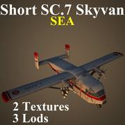 SC7 ZEE 3d model