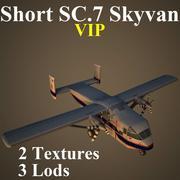 SC7 VIP 3d model