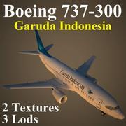 B733 GIA 3d model