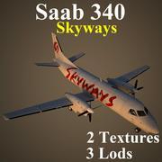 SF34 SKX 3d model