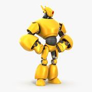 Робот Y 3d model