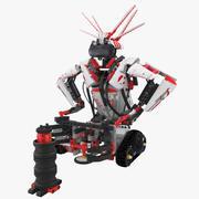 Lego Mindstorms Gripp3r 3d model
