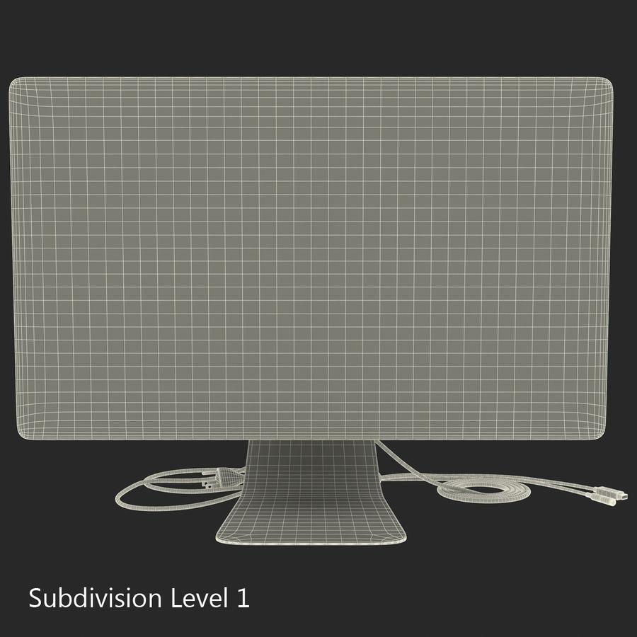 애플 맥 프로 컬렉션 royalty-free 3d model - Preview no. 38