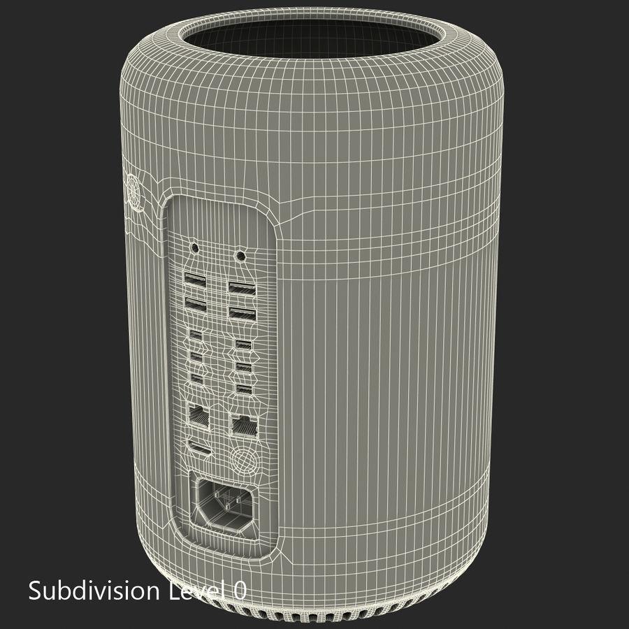 애플 맥 프로 컬렉션 royalty-free 3d model - Preview no. 39
