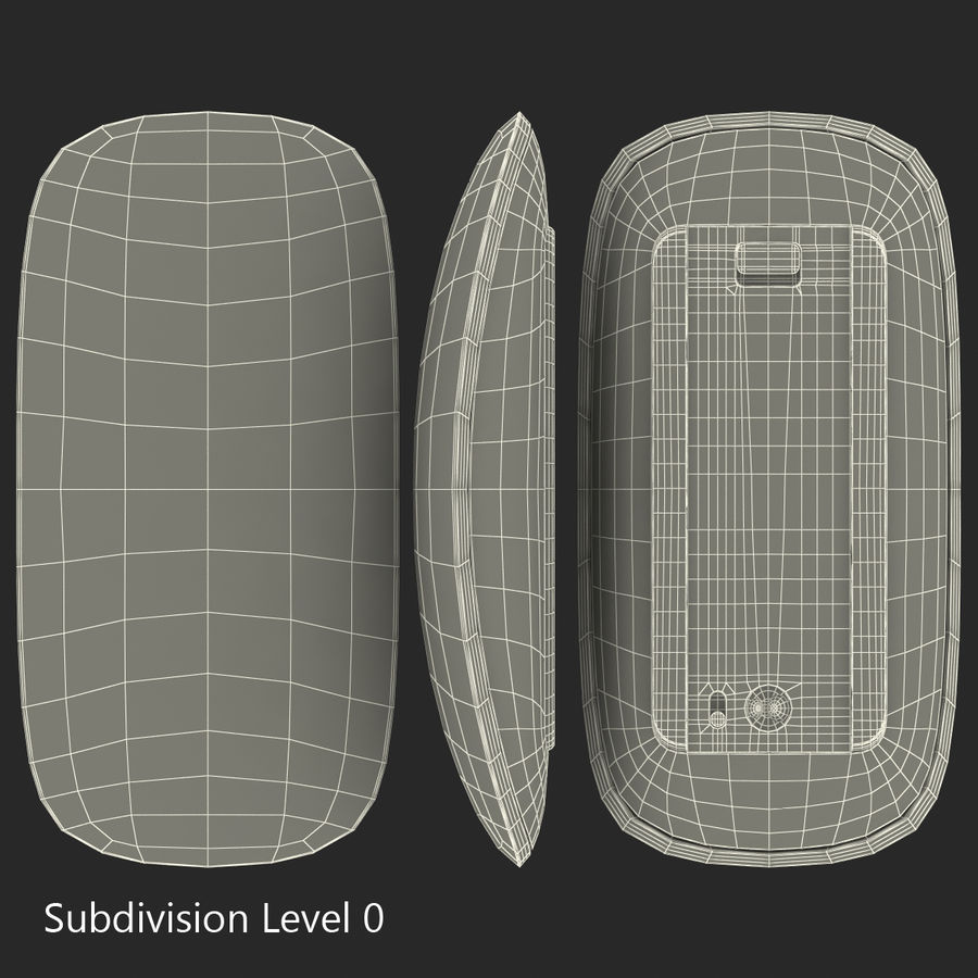 애플 맥 프로 컬렉션 royalty-free 3d model - Preview no. 41