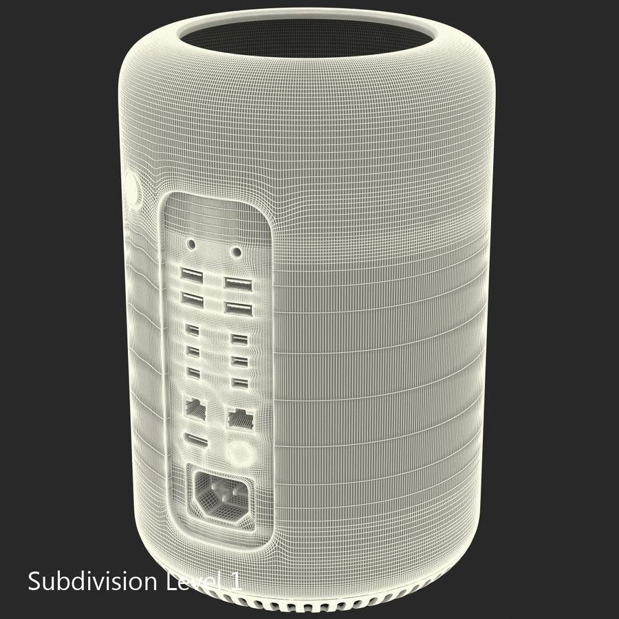 애플 맥 프로 컬렉션 royalty-free 3d model - Preview no. 40