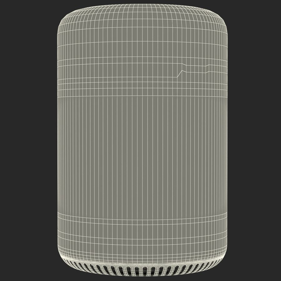 Apple Mac Pro Collection royalty-free 3d model - Preview no. 58