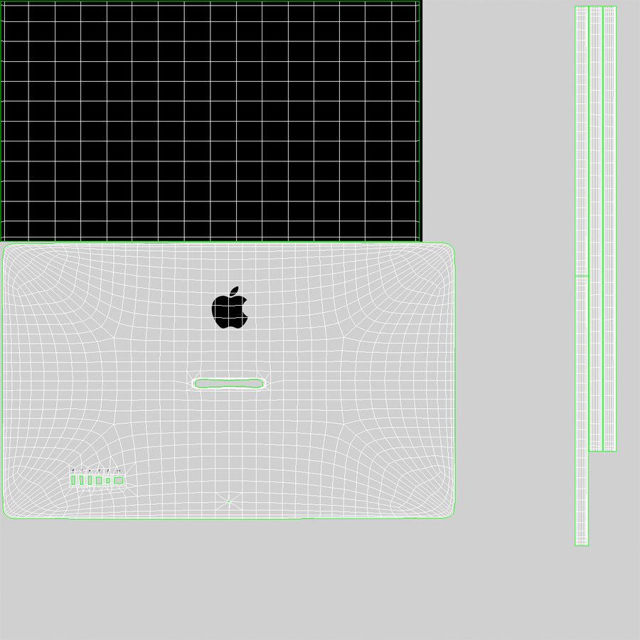 애플 맥 프로 컬렉션 royalty-free 3d model - Preview no. 48