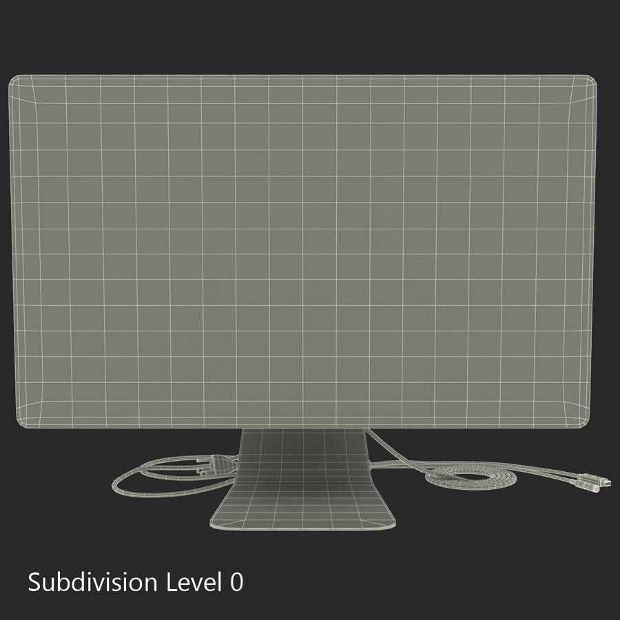 애플 맥 프로 컬렉션 royalty-free 3d model - Preview no. 37