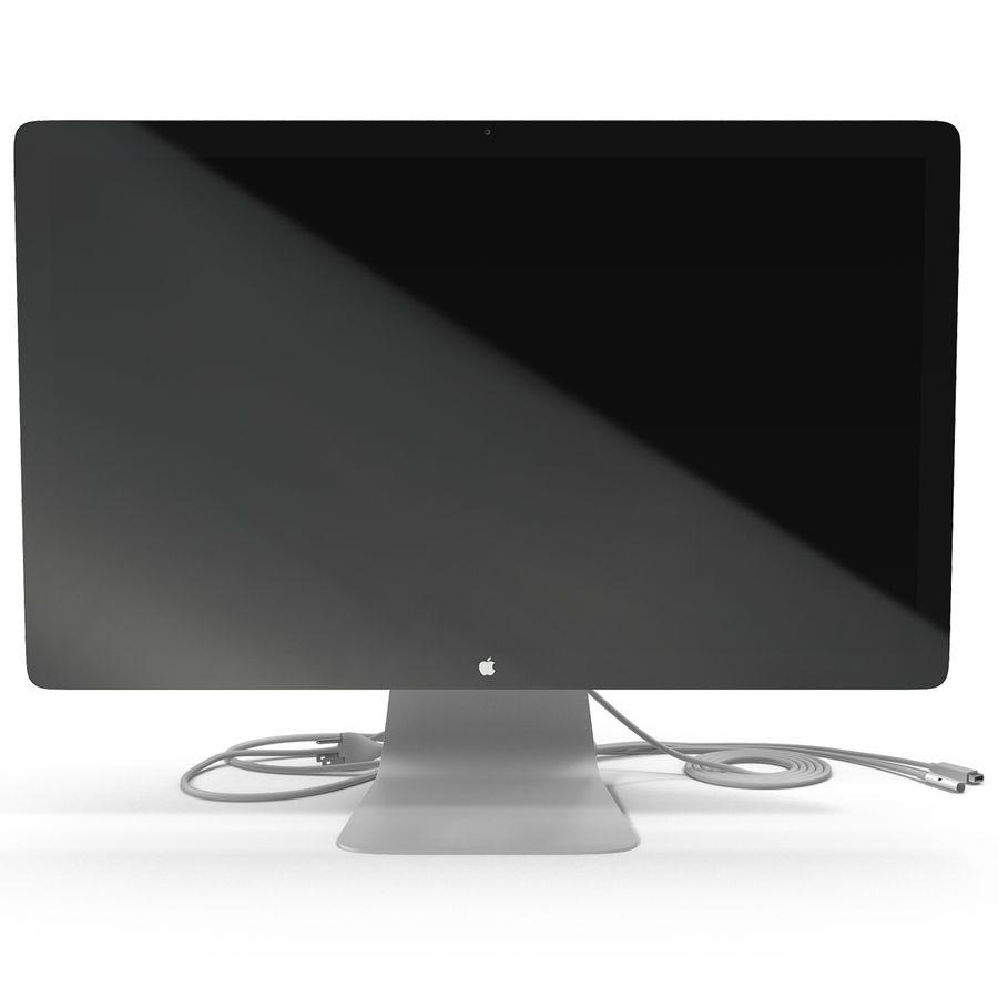 애플 맥 프로 컬렉션 royalty-free 3d model - Preview no. 20