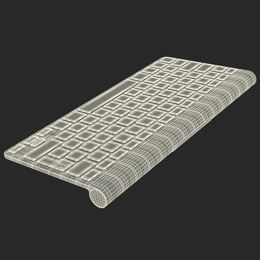 Apple Mac Pro Collection royalty-free 3d model - Preview no. 60