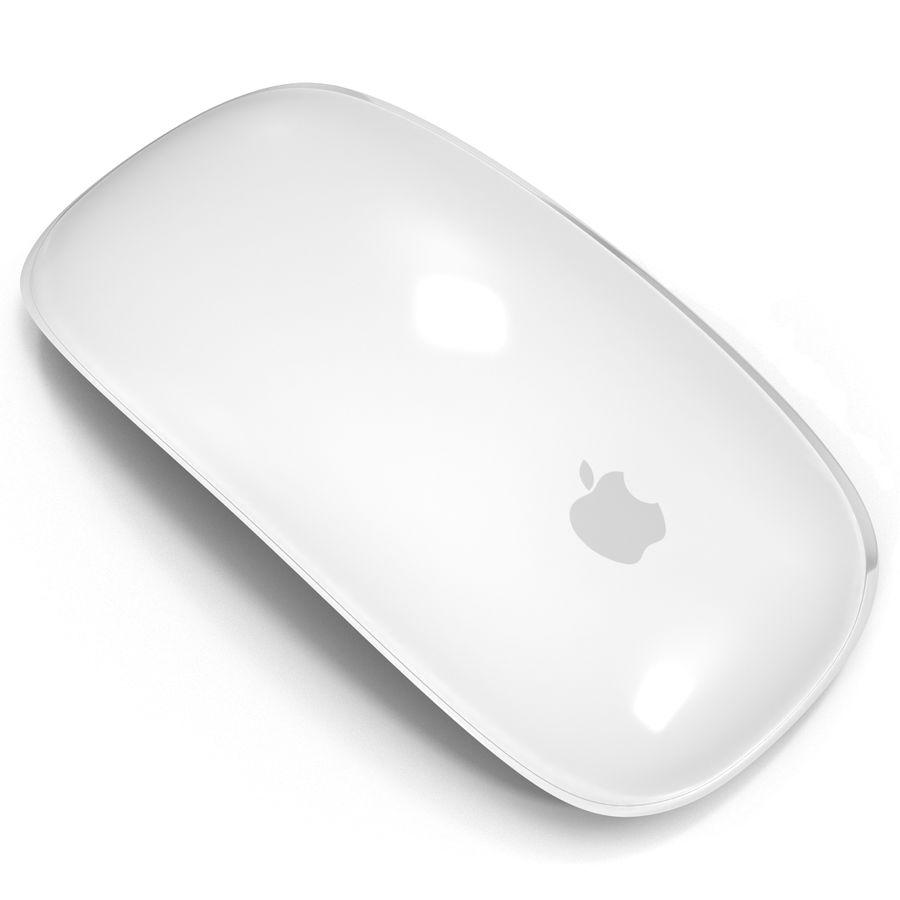 애플 맥 프로 컬렉션 royalty-free 3d model - Preview no. 17