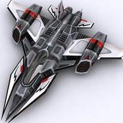 3DRT-科幻电影1 3d model