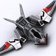 3DRT-科幻电影12 3d model