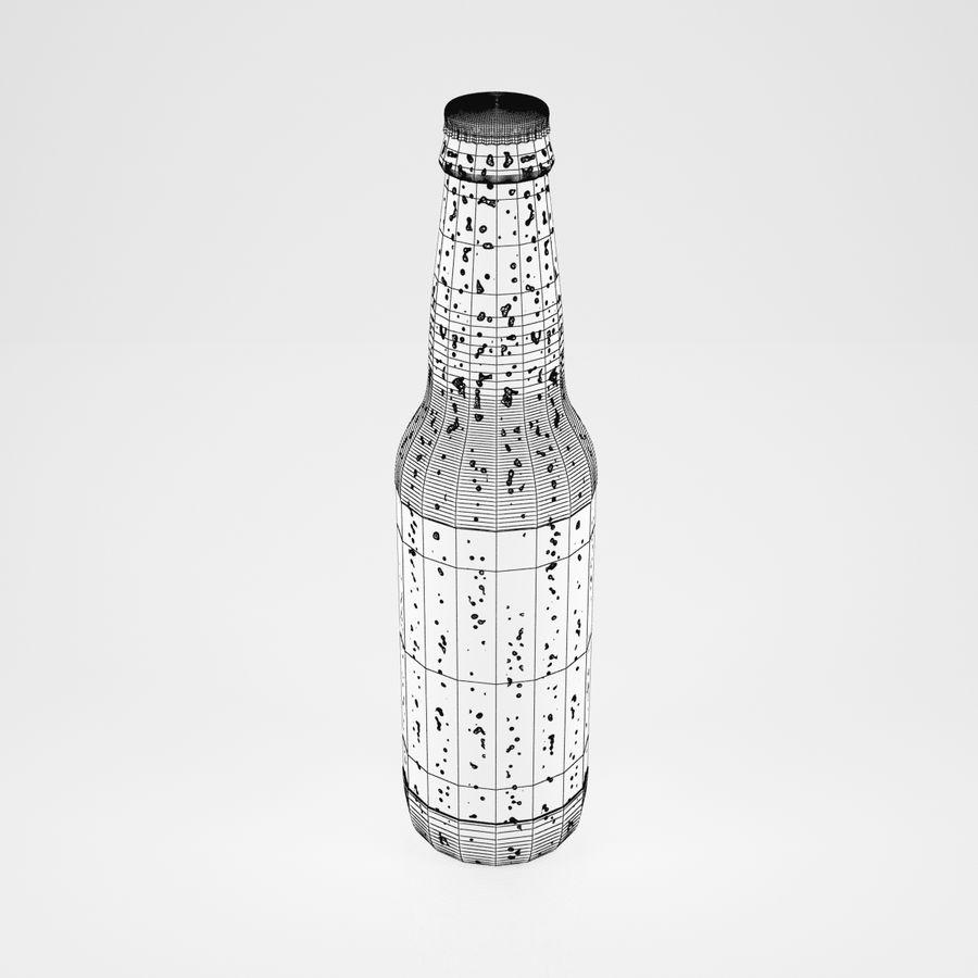 ビール瓶 royalty-free 3d model - Preview no. 5