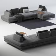 Fly Dema sofa 3d model