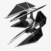 타이 집행자 3d model